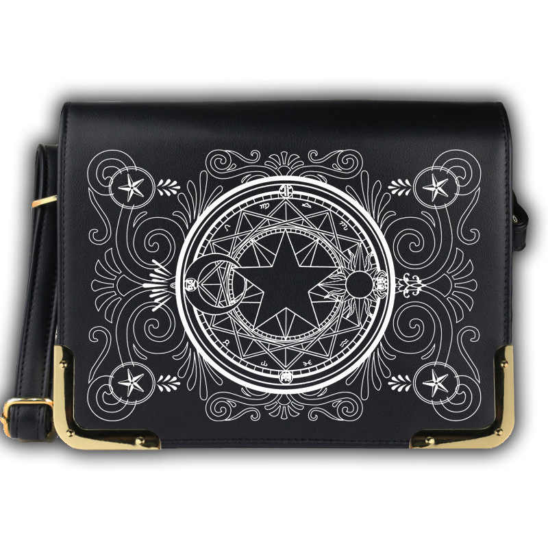 Bag Cosplay Book Girls Sakura Cute Student Handbag Jk Potter Lolita Shoulder Harri Magic Cardcaptor gYfyvI6b7