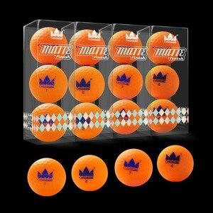 Image 3 - ¡Artesano 12 Uds. Pelotas de Golf mate acabado de larga distancia 2 piezas mate bolas de Golf 12 Paquete de bolas de color mate nuevo!