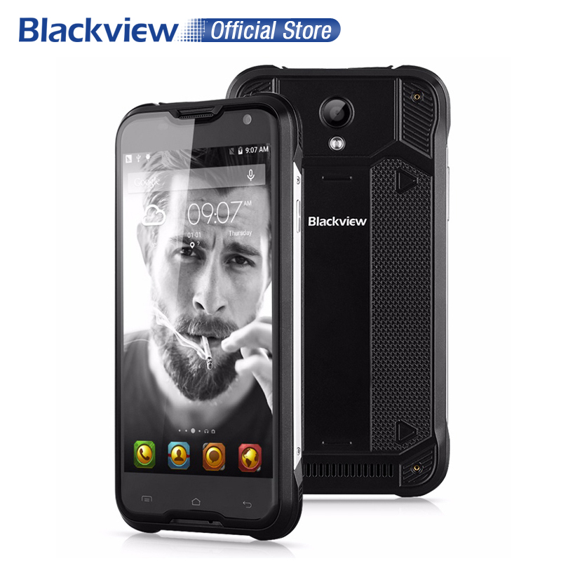 Blackview BV5000 4G Smartphone 5 0 inch 1280x720 HD MTK6735 Quad Core Android 6 0 2GB