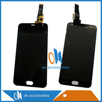 For Meizu Meilan M1 Note LCD Screen Display With Touch Screen Digitizer Assembly Replacement 1pc Lot