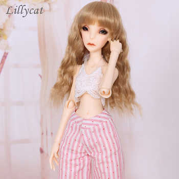 OUENEIFS Lillycat Constantine BJD SD Doll 1/4 Body Model Girls Boys Toys High Quality Figures Shop Free Eyes Resin Gift For Xmas 2
