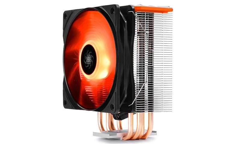 Deepcool  GAMMAXX GT CPU Coolers processor   Supports mainstream Intel & AMD 775 115X 1366 2011 AM2 AM3 AM4 heat sink fan thermalright le grand macho rt computer coolers amd intel cpu heatsink radiatorlga 775 2011 1366 am3 am4 fm2 fm1 coolers fan