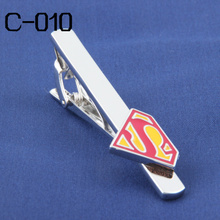 Interesting Tie Clip Novelty Tie Clip Can be mixed  For Free Shipping   C-010 free shipping 10pcs ds1803 010 ds1803 050