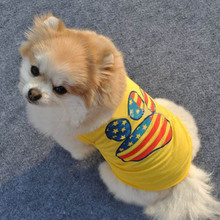 Dog Puppy Apparel Vest T-shirt