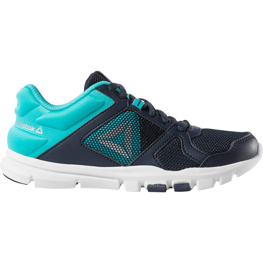 REEBOK Child shoes Unisex YOURFLEX TRAIN 10, free and Time sportwear, Navy