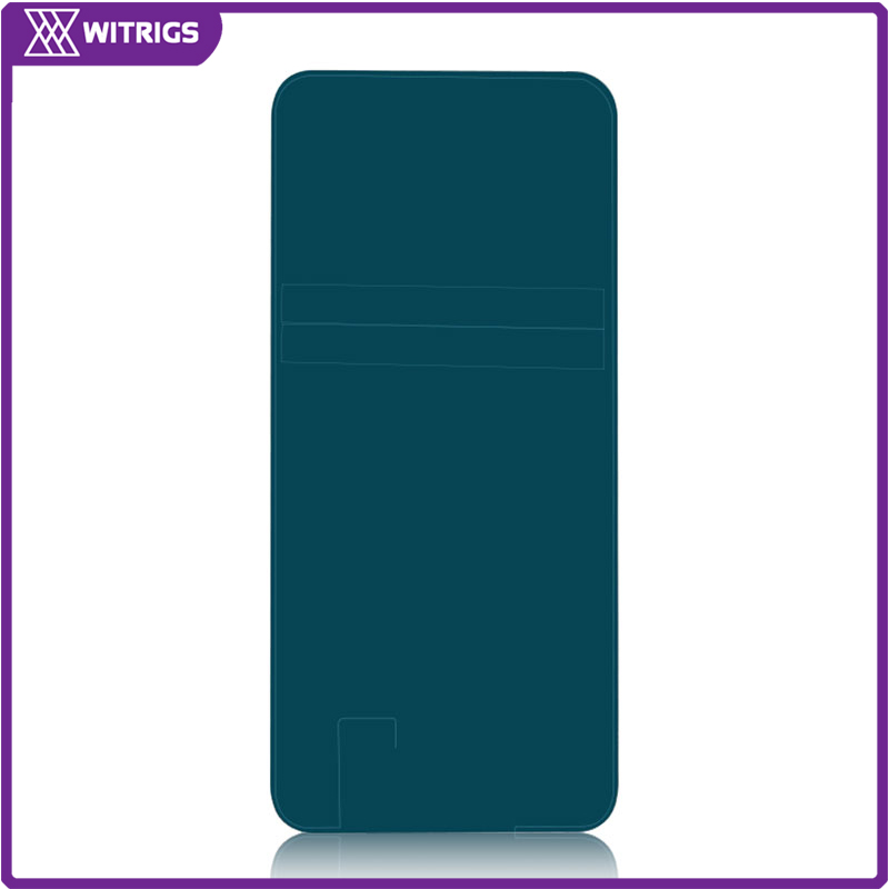 Witrigs Screen Frame Adhesive For Xiaomi Redmi Note 7 Adhesive LCD Supporting Frame Sticker