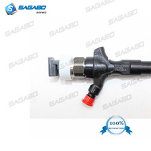 100% genuine and brand new common rail injector 095000-5881 095000-5880 for 23670-30050