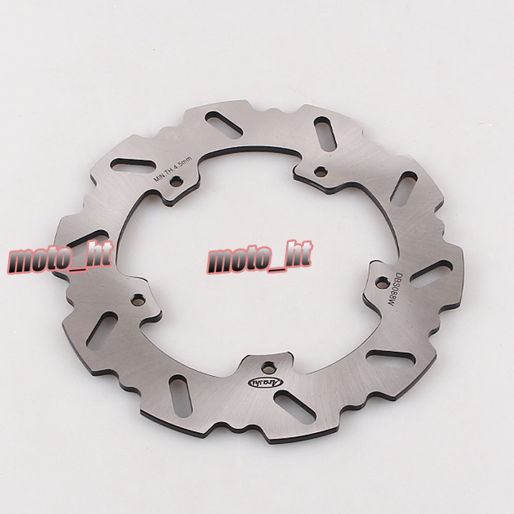 Rear Brake Disc Rotor for BMW HP4 1000 2013-2014 & S1000R 2014-2015 & S1000RR 2010-2015