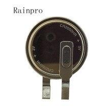 2 개/몫 버튼 리튬 배터리 cr2050hr cr2050 2050hr 3 v 고온 차량 타이어 압력 모니터링 배터리