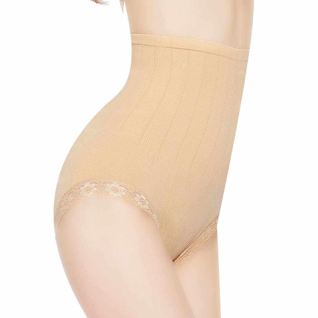 ตั้งครรภ์ชุดชั้นในสตรีหลังคลอด body shapers ชุดชั้นในลูกไม้หน้าท้องคลอดบุตร body shaping สะโพกสูงเอวชุดชั้นในความงาม