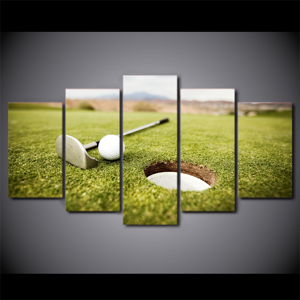 Attractive Golf Wall Decor Embellishment - Wall Art Collections ...