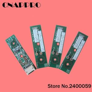 Image 5 - 12x DV311 DV512 開発コニカミノルタの bizhub C220 C280 C360 C224 C284 C364 C454 C554 リセットチップ