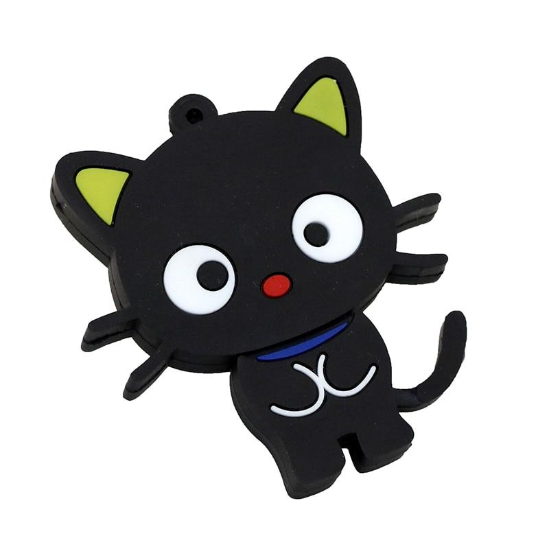 Leuke Cartoon Cat USB Flash Drive Memory Stick Pendrive USB Stick Pen - Externe opslag - Foto 3