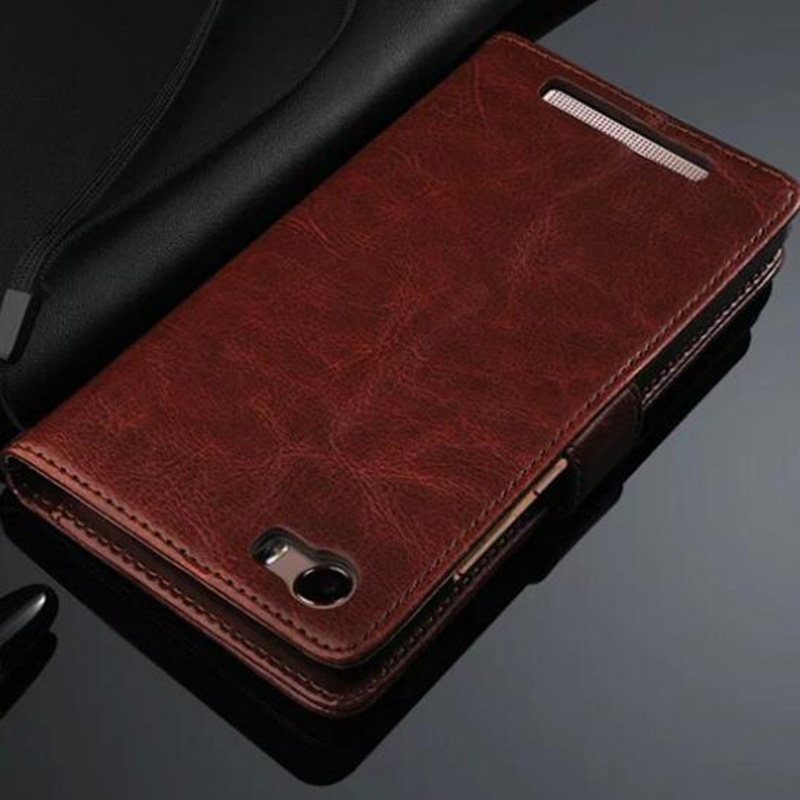 Flip Case for Highscreen Power Ice Premium PU Leather Wallet Flip Case Full Protection Cover for Highscreen Power Ice max