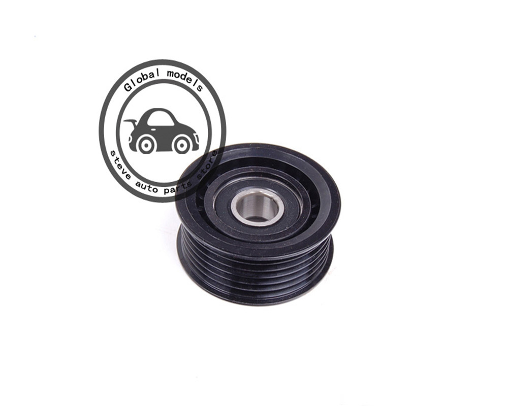 small resolution of tension roller drive belt idler pulley for mercedes benz w211 e200 e220 e230 e240 e250 e270 e280 e300 e320 e350 e500 in belts pulleys brackets from