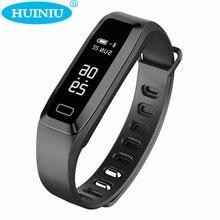 Huiniu M5 SmartBand шагомер Фитнес трекер будильник Smart Band Bluetooth Водонепроницаемый Браслет сна Мониторы браслет