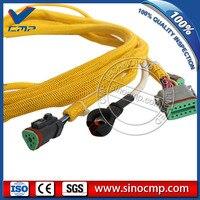 6743 81 3310 Excavator wiring harness for Komatsu PC300 7|harness|harness wire|  -