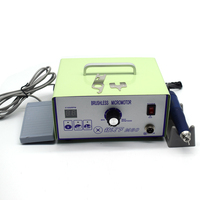 High Speed 70000 RPM Brushless NEW Design Dental Micromotor Polishing Unit with Lab Handpiece Jewellery Engraving Micromotor