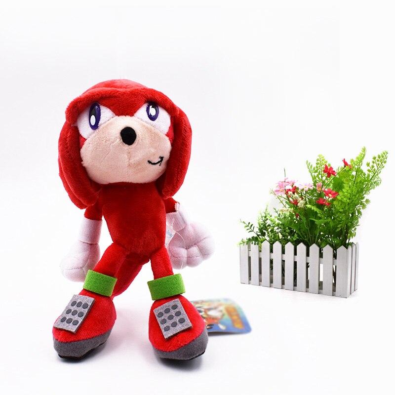 10 stks/partij Sonic Zachte Pluche Doll Red Sonic Cartoon Animal Knuffels Figuur Poppen Geschenken 20 cm Kerstcadeau-in Films & TV van Speelgoed & Hobbies op  Groep 2
