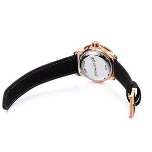 Image 5 - Мужские часы для дайвинга с нейлоновым ремешком, цвета розового золота