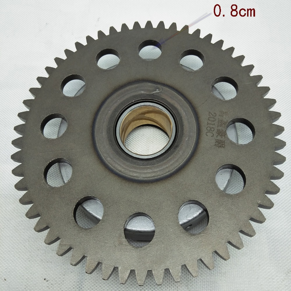 A30 Motorcycle Starter Clutch Assembly For Suzuki GS125 GN125 EN125 GS GN EN 125 One Way Bearing Clutch Spare Parts Accessories image