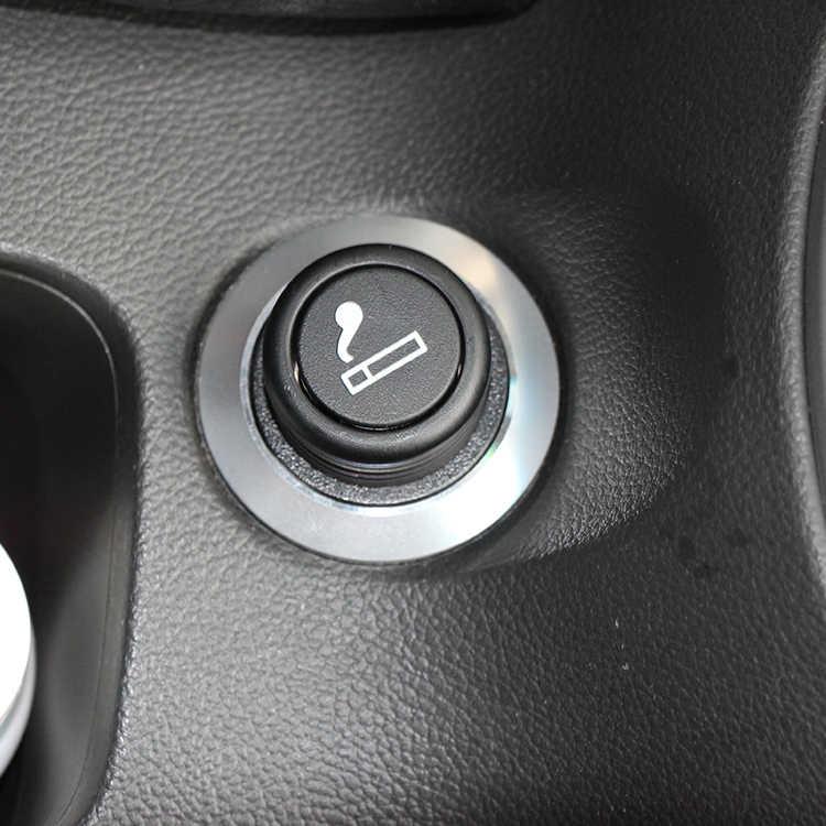 Voiture style, 4 couleur aluminium anneau autocollants pour Chevrolet Cruze 2009-2013 berline hayon Malibu Trax Opel Mokka ASTRA J