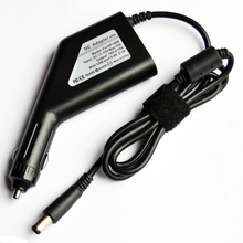 65W-90W 19V 3.42A-4.74A Universal DC Adapter/Car Charger for HP Laptop 7.4*5.0mm Free Shipping