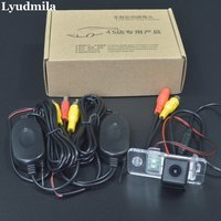Lyudmila Wireless Camera For Audi A3 S3 8P A4 S4 RS4 B7 8E 8H A6 S6 RS6 C6 4F Q7 SQ7 4L Rear view Camera Back up Reverse Camera