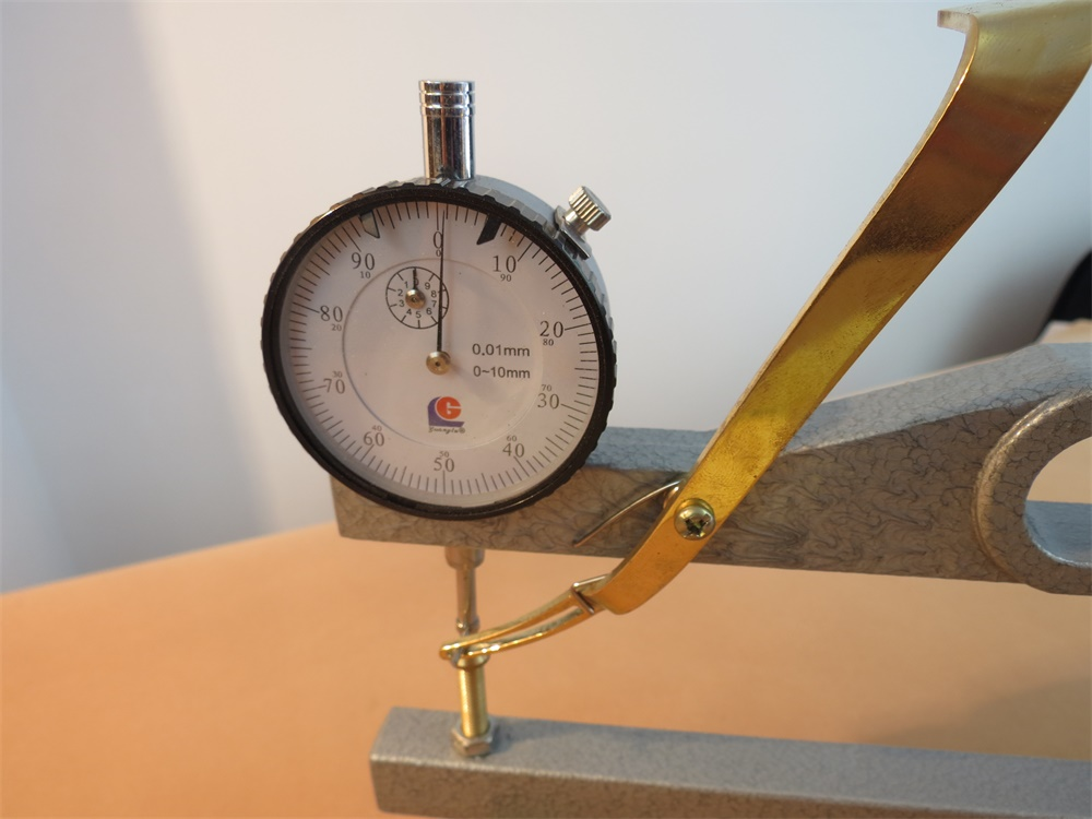 Violin Making Tools, Violin Dial Gauge, Special Thickness Gauge For Piano Plate, 11 Meters.