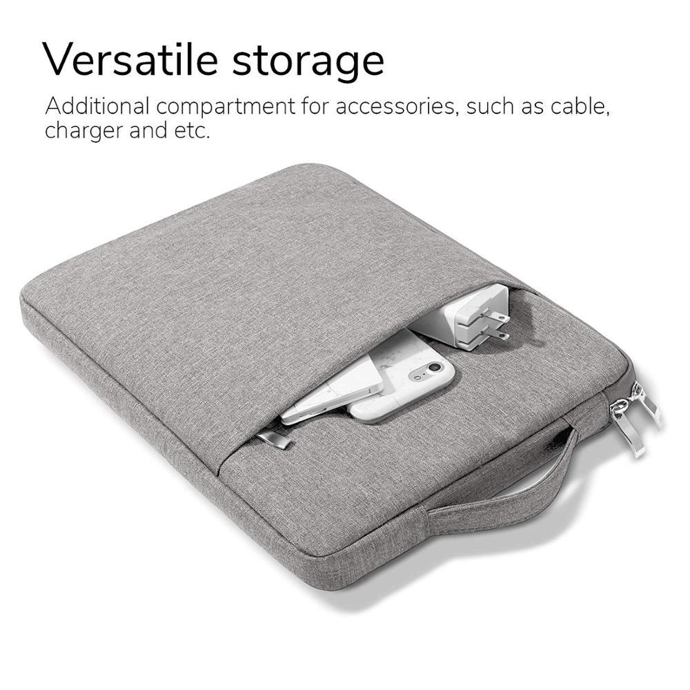 Stoßfest Hülse Tasche Tasche Für Samsung Galaxy Tab S3 9,7 T820 T825 Zipper Wasserdicht Fall Für Tab S4 10,5 T830 t815 T800 T530