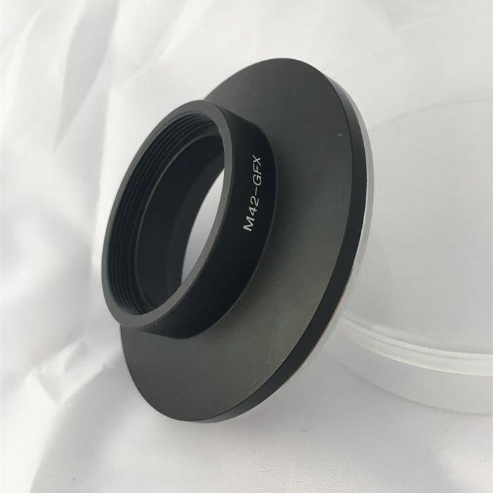 купить M42-GFX-Adapter-For-M42-Screw-Lens-to-Fujifilm-GFX-50S-Medium-Format-Camera недорого