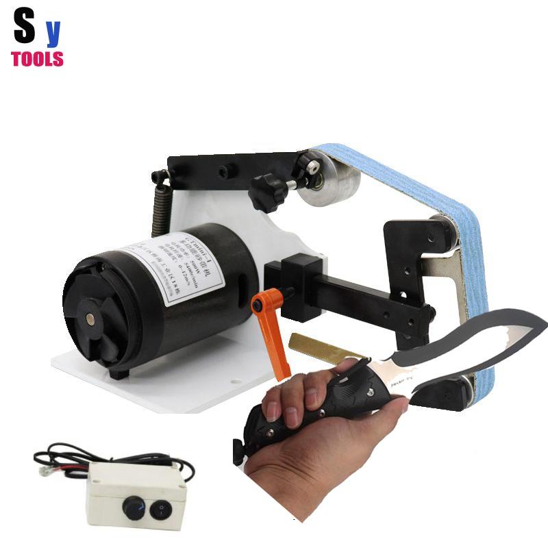Sy tools profession abrasive belt sandpaper machine Knife sharpener