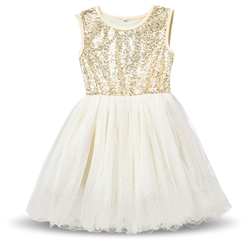 Little Baby Girls Dress Toddler Children Princess Clothing Tutu Sequins Party Clothes Kids Dresses for Girls Party School Wear toddler baby girl dress beautiful lace kids tutu dresses for girls clothing children s princess girls party wear dresses 8 years