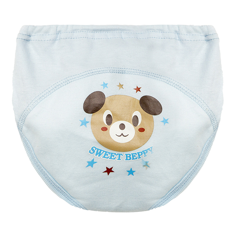 Nouveau-né bébé garçons filles quatre couches formation pantalon imperméable à l'eau couche pantalon toilette formation coton tissu couches Fit 7-14 kg bébé