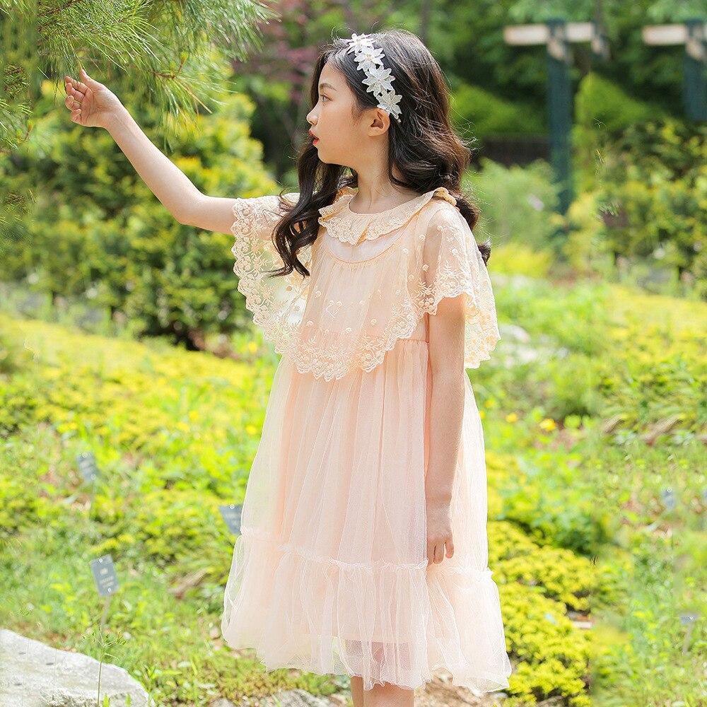 Bébé fille vêtements d'été robes de princesse pour les filles de 10 à 12 ans Hodliday robe d'été Tutu robe enfants fête robe Kinder Kleider