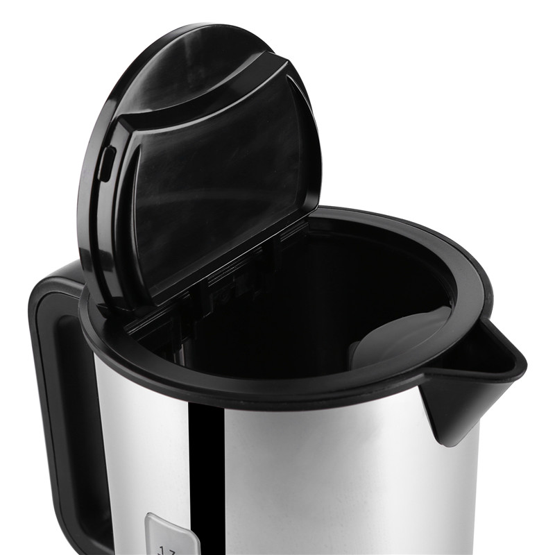 CUSIBOX Wasserkocher 1.7L Edelstahl Wasserkocher Wärmedämmung ...