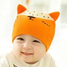 0-5Y bebé beanie niños sombrero bebé sombreros niñas invierno Niño niña  muts niño recién 067ae46f35b