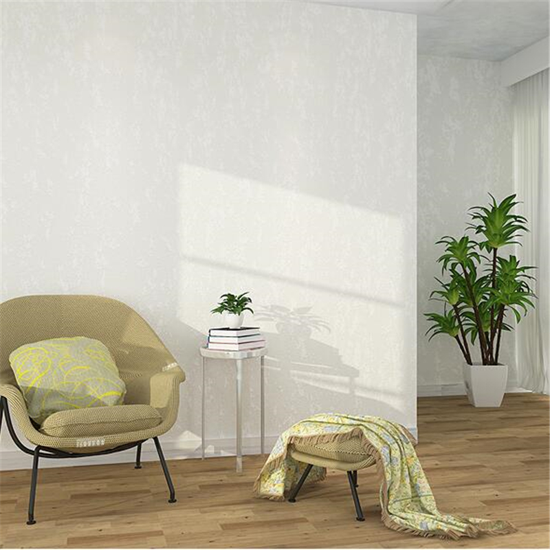 beibehang Wallpaper bedroom living room study restaurant warm and full of modern simple plain nonwoven wallpaper papel de parede