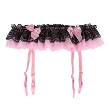 Pretty Lace Garter Belts