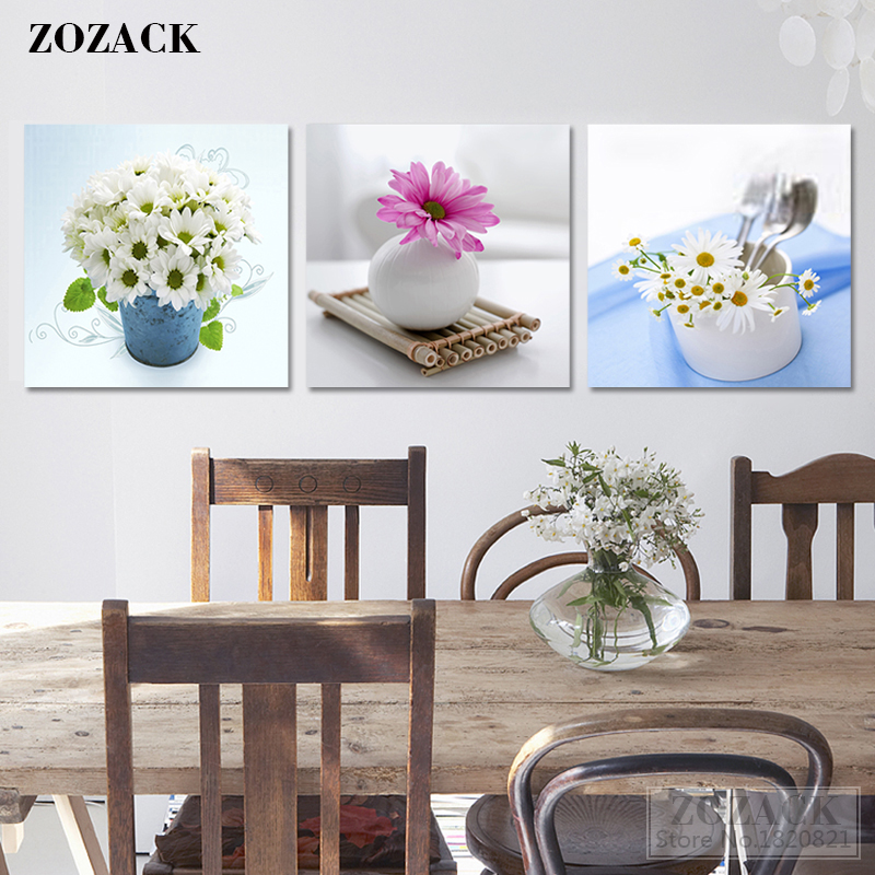 Home & Garden Zozack 139*49cm Chinese Cross Stitch Set Needlework Dmc Cross Stitch Embroidery Kits Daisy Flowers Patterns Printed On The Cloth Demand Exceeding Supply