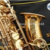 Wholesale Copy France Henri Selmer Alto Saxophone Reference 54 Electrophoresis Gold