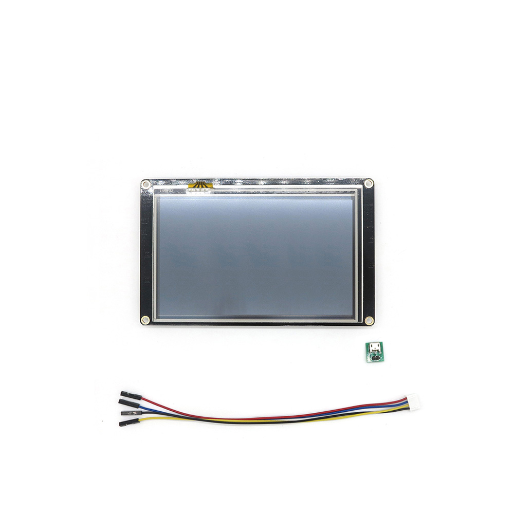 7 Nextion Enhanced HMI Intelligent Smart USART UART Serial Touch TFT LCD Module Display Panel For