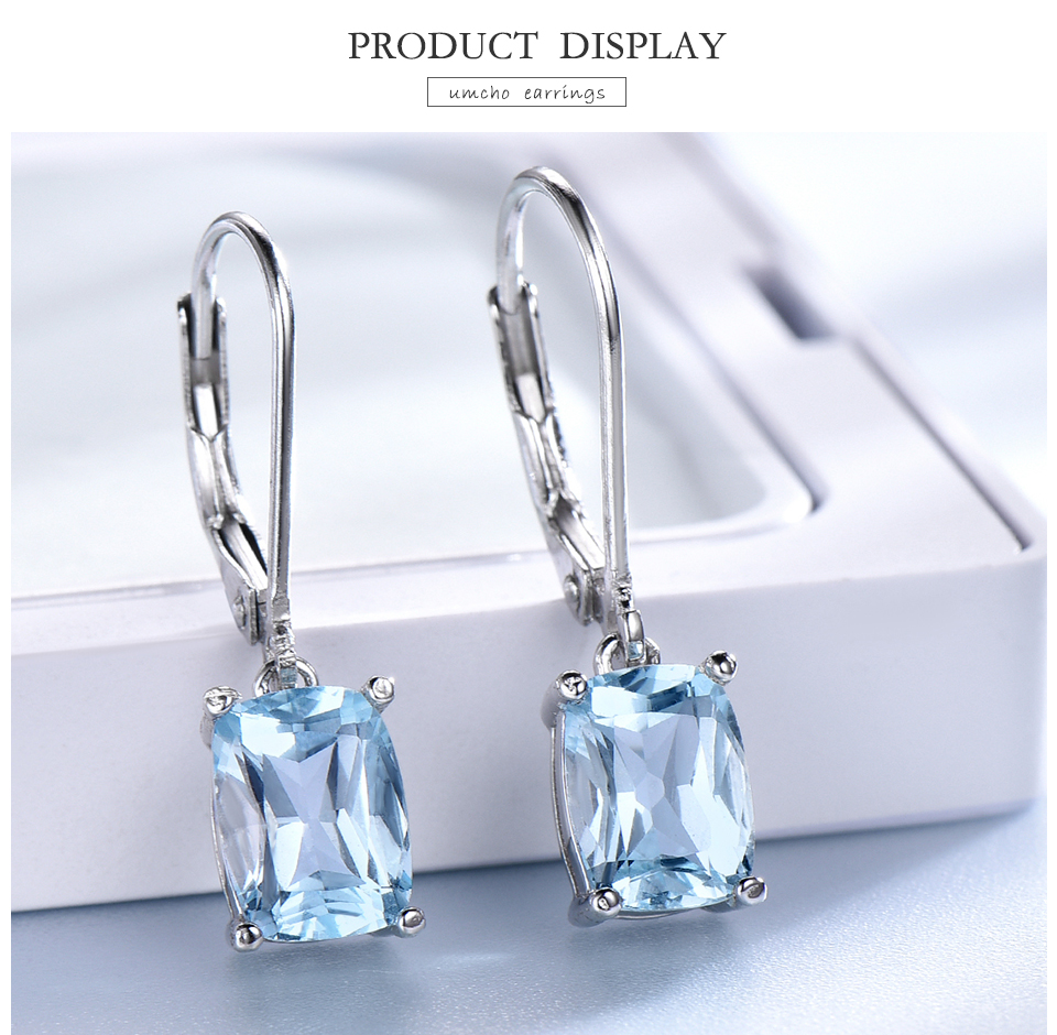 UMCHO-Sky-blue-topaz-silver-sterling-earrings-for-womenEUJ054B-1-pc (3)