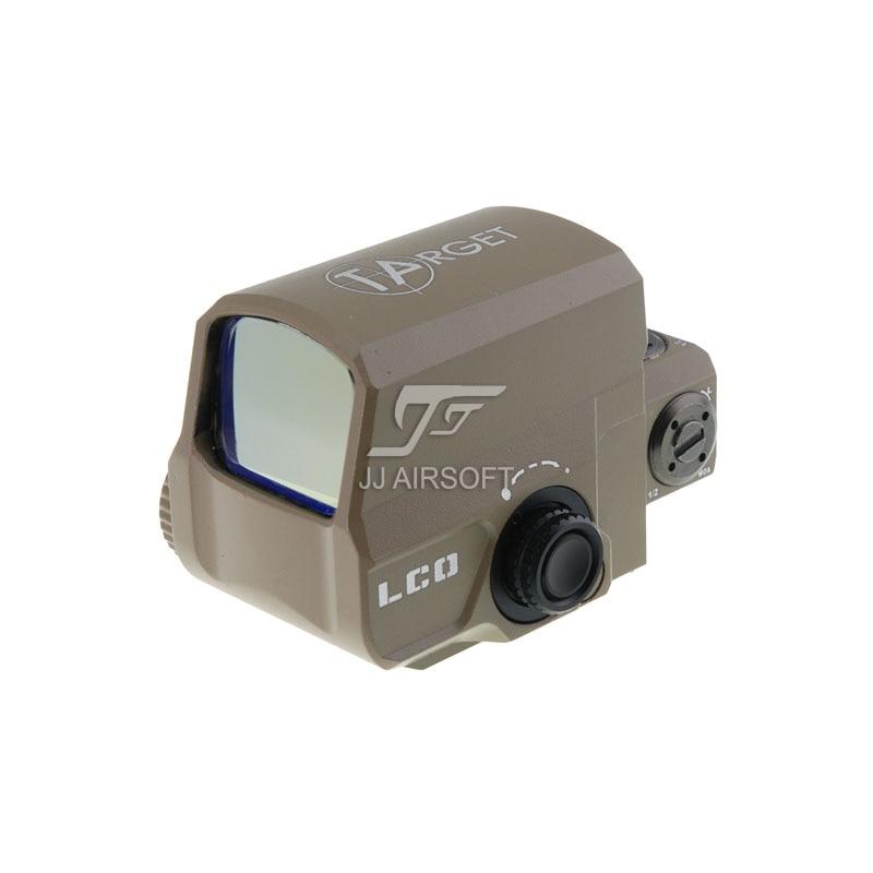 TARGET LCO Red / Green Dot Sight (Tan)