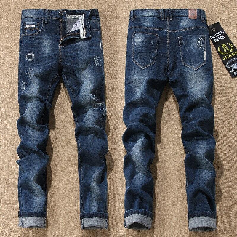 16fc3ed64a6c2 2016-Jussara-font-b-Brand-b-font-font-b-Jeans-b-font-font-b-Men-b  marcas  de pantalones jeans de hombre