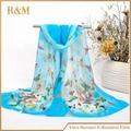 2016 cachecol feminino горячих женщин зима бабочка шарфы мода стиль китайский бархатные шифон богемия бесплатная доставка