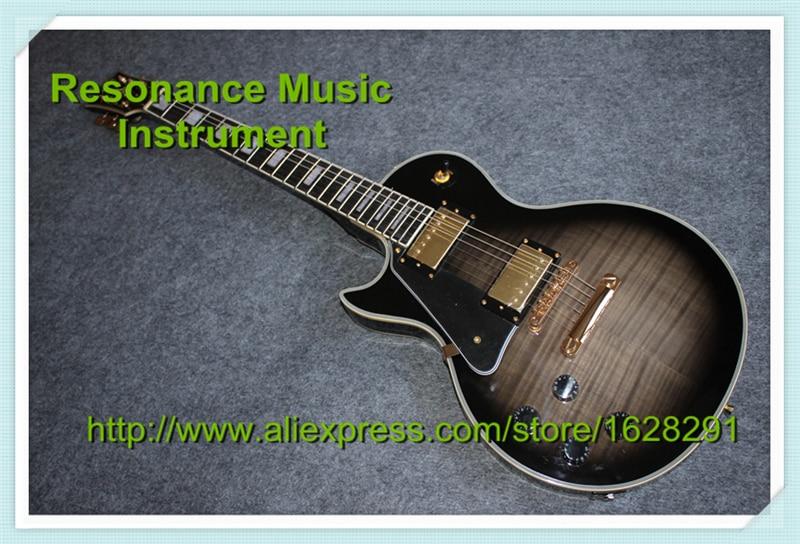 где купить Customed Design Custom Guitar LP Left Hand Body in Basswood Made In China Factory по лучшей цене