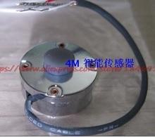 PVDF piezoelettrico film sottile sensore di vibrazione CM 01B contatto pickup stetoscopio Elettronico microfono