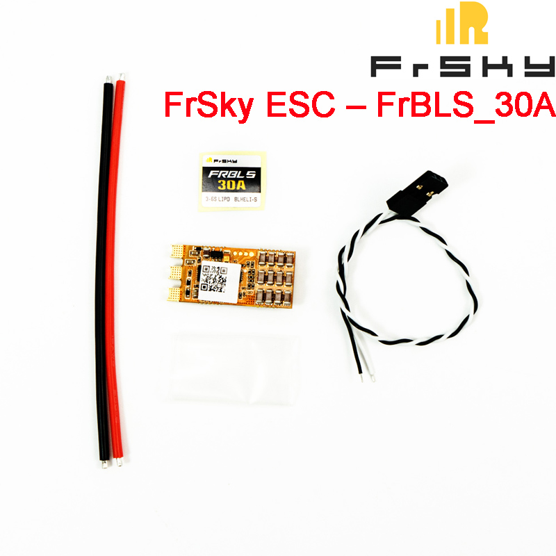 FrSky ESC - FrBLS_30A (Electronic Speed s