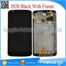 For Philips i928 LCD Display Touch Screen Digitizer Assembly White/Black